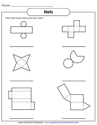 3d Shapes Worksheets 2nd Grade solid Shapes Worksheets