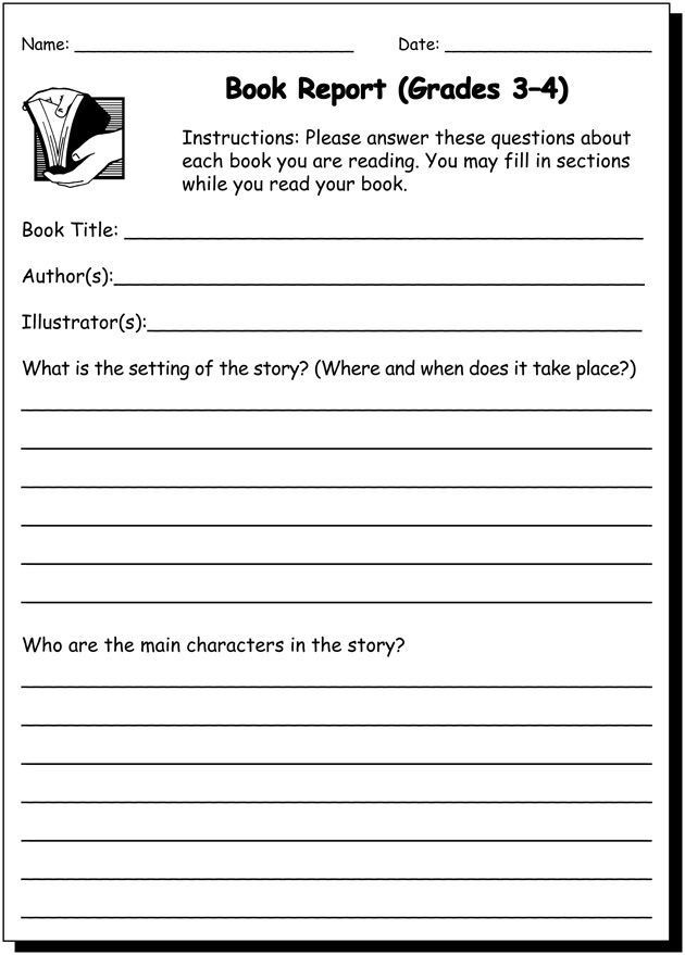 3rd Grade Essay Writing Worksheet 3rd Grade Writing Worksheets In 2020