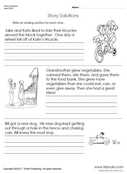 3rd Grade Essay Writing Worksheet Creative Writing Worksheets for Grade 3 3rd Grade Writing