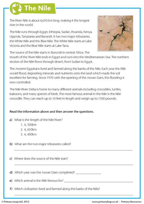 7th Grade Geography Worksheets Year Geography Printable Resources Free Worksheets for Kids