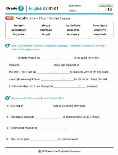 8th Grade English Worksheets Free 8th Grade Grammar Worksheets – Mreichert Kids Worksheets