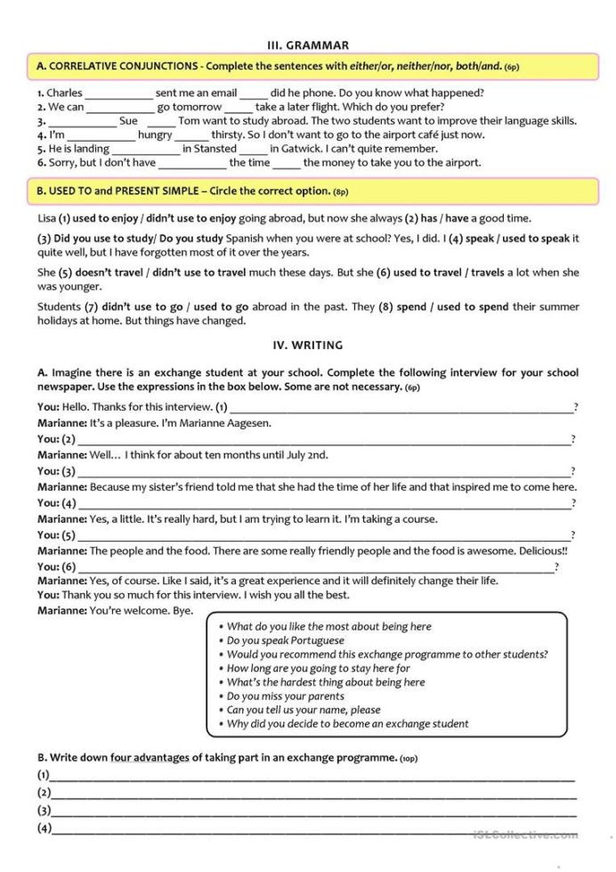 9th Grade Reading Worksheets Pin Esl Ideas 9th Grade Prehension Worksheets Problem