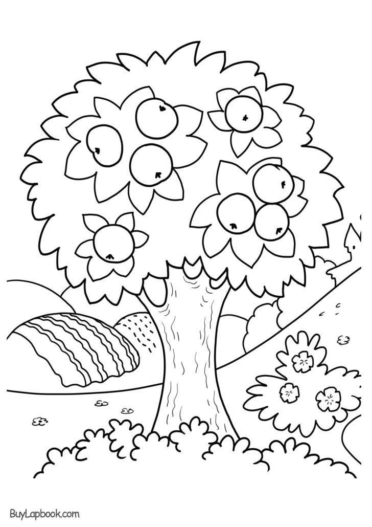 Apple Worksheets Kindergarten Four Seasons Coloring for Kindergarten Weather and Climate