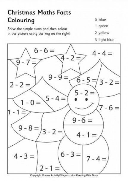 Christmas Counting Worksheets Kindergarten 20 Christmas Counting Worksheets Kindergarten In 2020