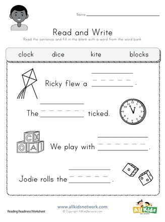 Complete Sentences Worksheets 1st Grade Plete the Sentence Worksheet Free Resource for