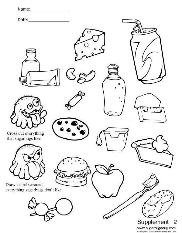 Dentist Worksheets for Kindergarten Oops sorry that Page Can T Be Found