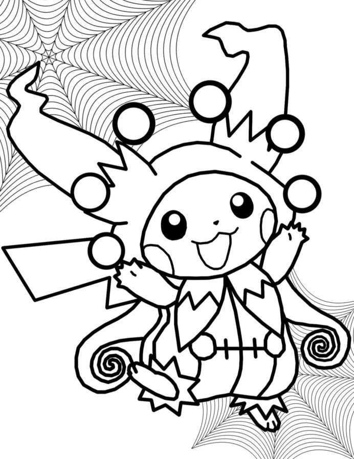 Digestive System Coloring Worksheet Here is the Last Halloween Coloring Made Have Pokemon