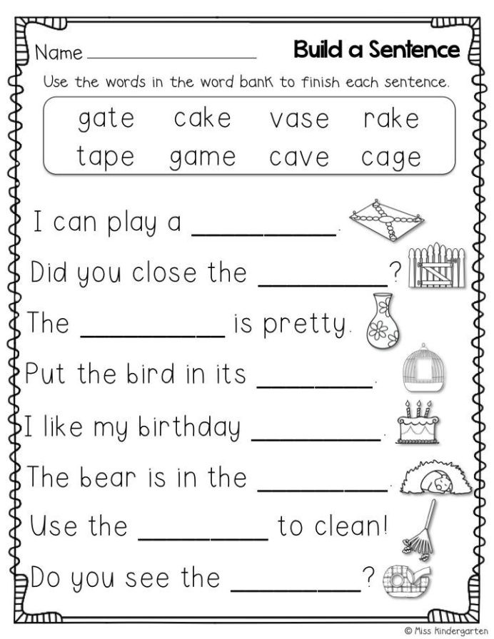 Digraph Worksheets for First Grade Super Cvce Practice that Tricky Magic 1st Grade Worksheets