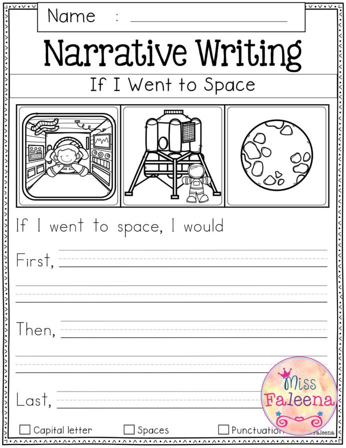 First Grade Graphing Worksheets September Writing Prompts for Kids First Grade 1st