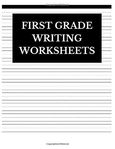 First Grade Writing Worksheets First Grade Writing Worksheets Lined Journal Notebook to
