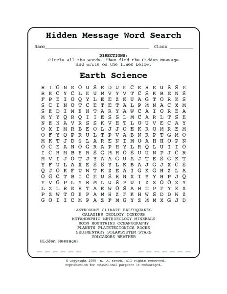 Free 7th Grade Science Worksheets 7th Grade Science Practice Worksheets – Momami