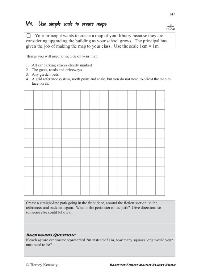 Grid Map Worksheets Grade 2 Grid Reference Worksheet
