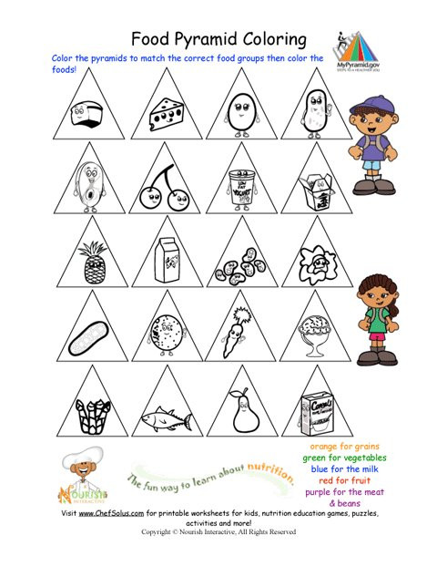 Kindergarten Nutrition Worksheets Free Printable Nutrition Worksheets Worksheet Dive Saxon