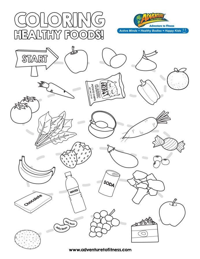 Kindergarten Nutrition Worksheets Pin On Printable Worksheet for Kindergarten