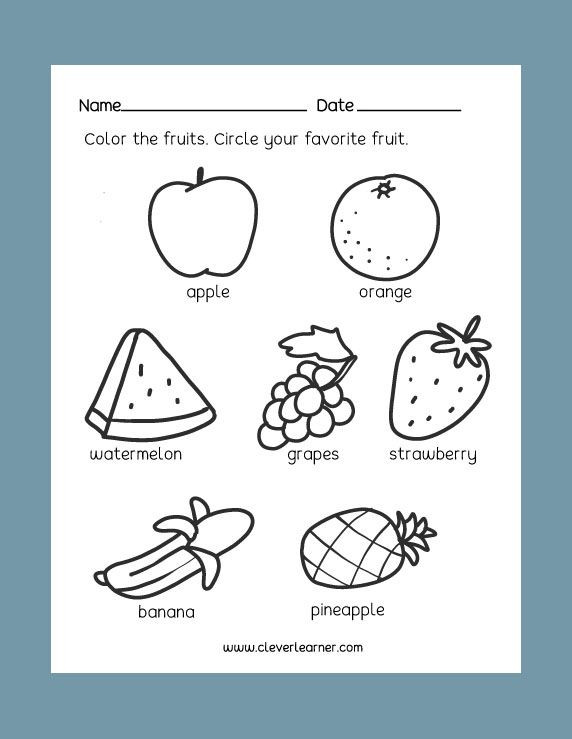 Kindergarten Science Worksheets Free Preschool Science Worksheets Healthy and Unhealthy