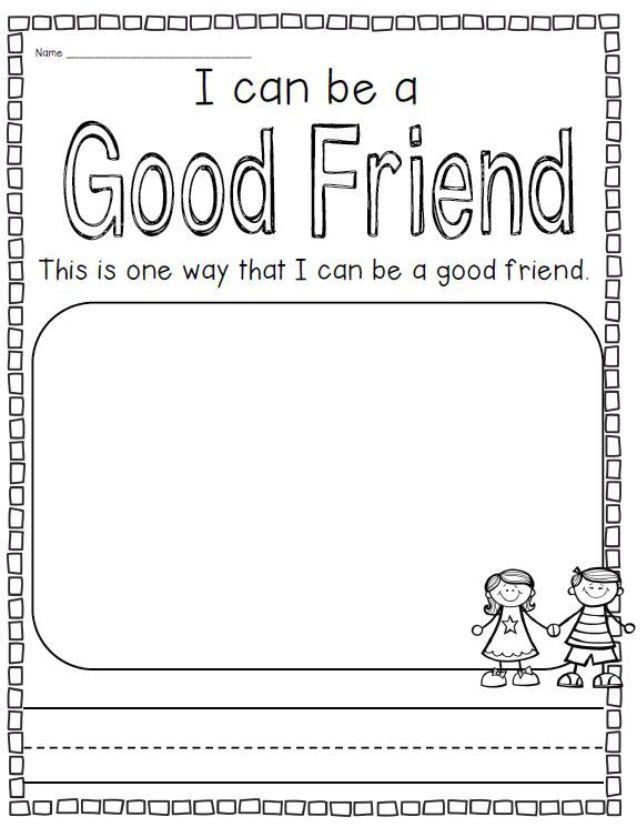 Making Friends Worksheets Kindergarten Cosy Kindergarten Class Rules Worksheets with Image Result