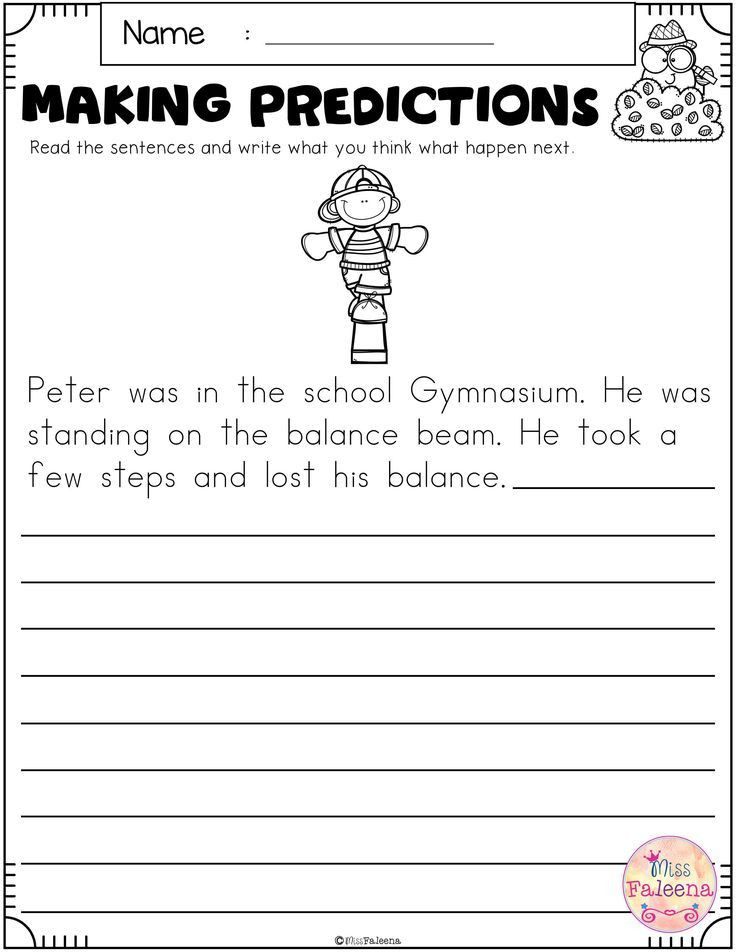 Making Predictions Worksheets 3rd Grade Free Making Predictions