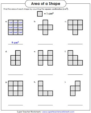 Perimeter Worksheets 3rd Grade area and Perimeter Lessons Tes Teach
