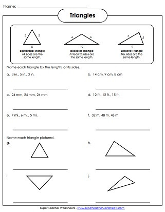 Polygon Worksheets 4th Grade Polygon Worksheets