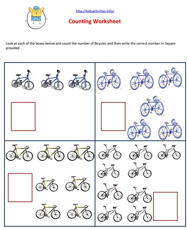 Preschool Math Worksheets Pdf Math Worksheets for Preschool with Pictures