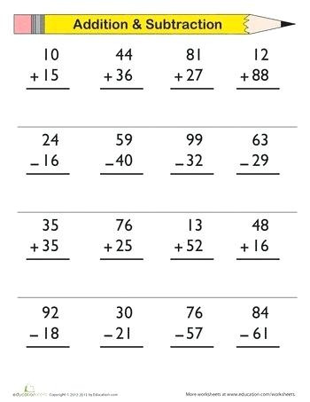 Regrouping Subtraction Worksheets 3rd Grade Addition and Subtraction with Regrouping Worksheets for