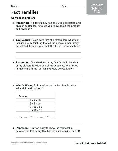 Rocket Math Division Worksheets Problem solving Division Worksheets – Keepyourheadup