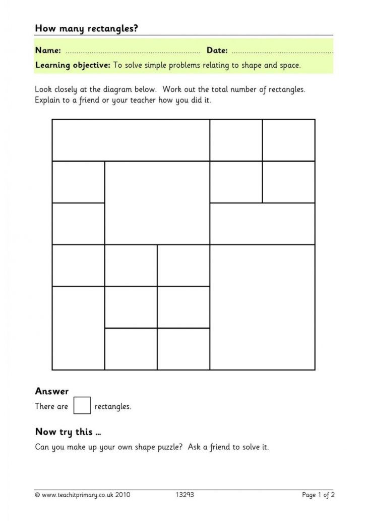 Second Grade Geometry Worksheets Elementary Geometry Worksheets for Second Grade with Kids