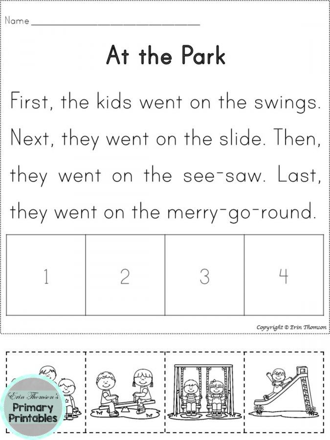 Sequence Worksheets for 1st Grade 12 Story Sequence Worksheet 1st Grade