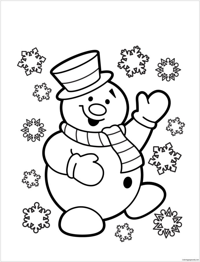 Snowman Math Worksheets Coloring Snowman Free Number Multiplication area Worksheets