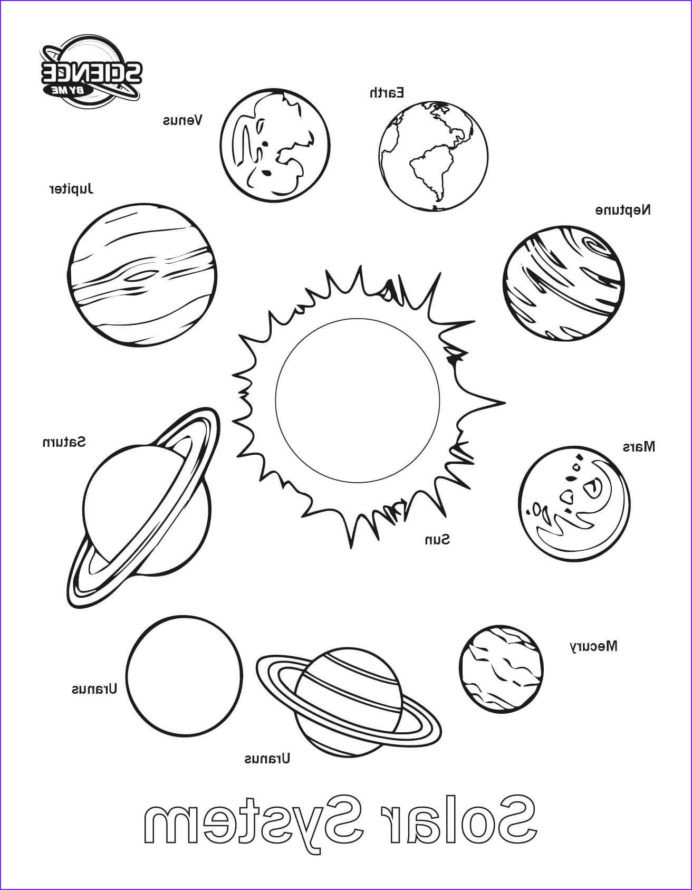 Solar System Worksheets 5th Grade Coloring solar System Sheet Free Printable Sheets Awesome