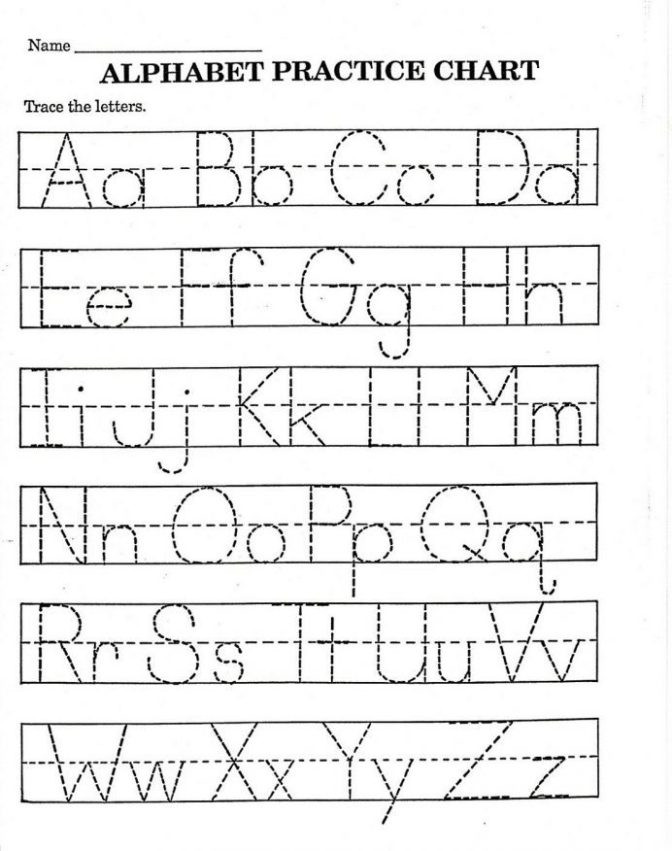 Spanish Alphabet Worksheets for Kindergarten Worksheet Alphabet Handwriting Sheets Free Preschool