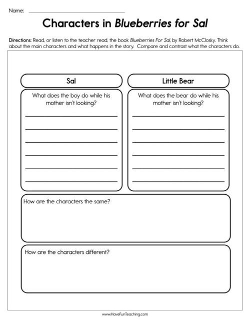 Story Elements Worksheet 2nd Grade Story Elements Worksheets • Have Fun Teaching