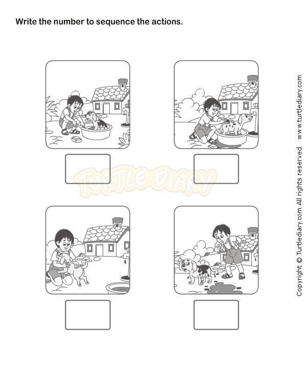 Story Sequence Worksheets for Kindergarten Pattern and Sequencing Worksheet Google 搜尋