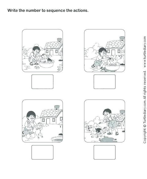 Story Sequence Worksheets for Kindergarten Pin On Printable Worksheet for Kindergarten