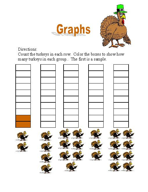 Thanksgiving Math Worksheets First Grade Free Thanksgiving Math Worksheets Addition for First Grade