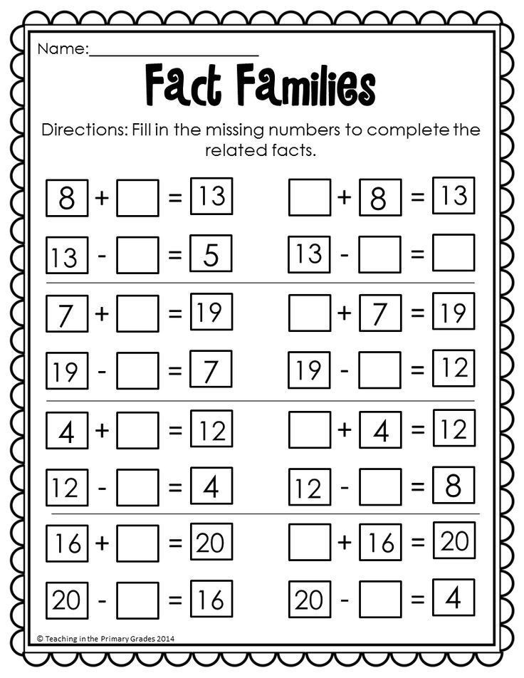Thanksgiving Math Worksheets First Grade Thanksgiving Math and Literacy Printables No Prep Mon