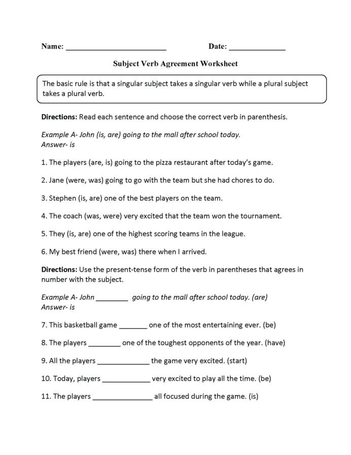 Third Grade Grammar Worksheet Grammar Worksheets 3rd Grade Pdf Printable Coloring