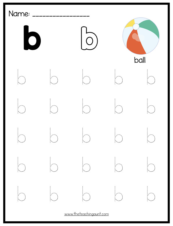 Tracing Lowercase Letters Printable Worksheets Lowercase Letters Tracing Worksheets Set 1 the Teaching Aunt