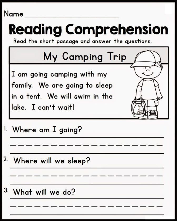 1st Grade Comprehension Worksheets Free First Grade Reading Prehension Worksheets Pdf Free لم