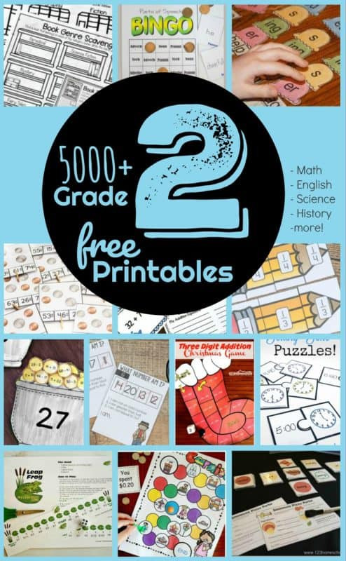 2nd Grade Measurement Worksheets Free Free 2nd Grade Worksheets