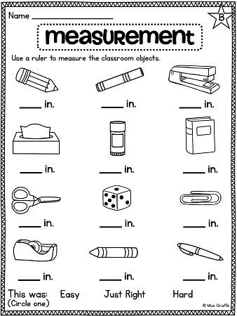 2nd Grade Measurement Worksheets Pdf Amazing Nonstandard and Standard Measurement Worksheets and