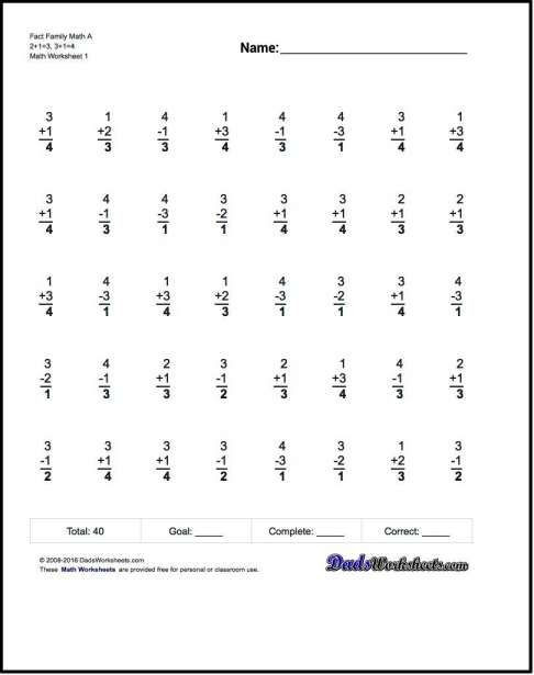2nd Grade Minute Math Worksheets 12 2nd Grade Minute Math Worksheet