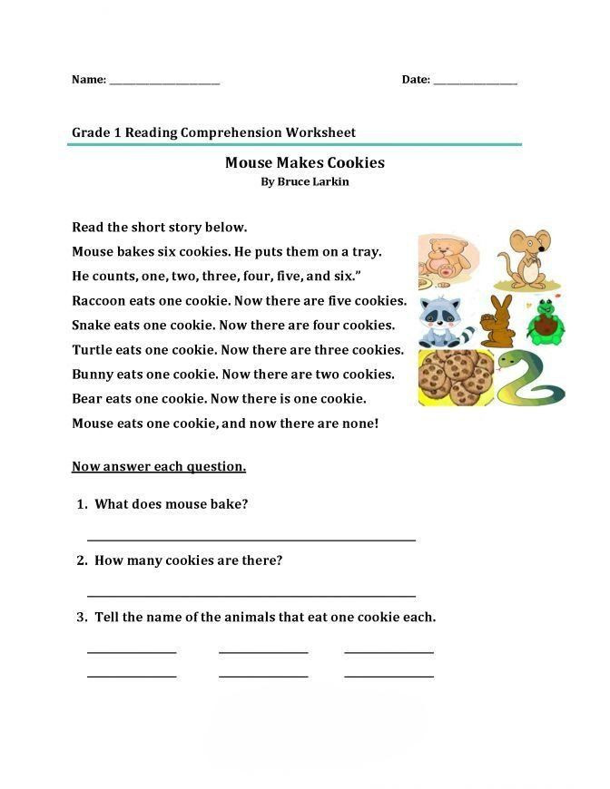 2nd Grade Reading Worksheets Printable Pin On Printable Worksheet Template