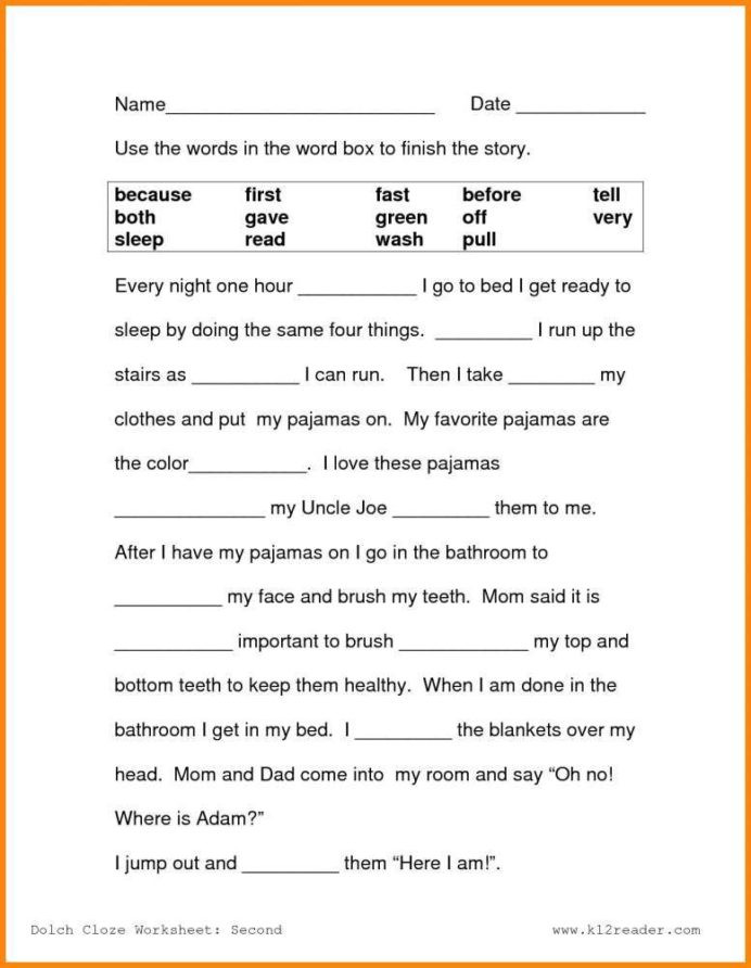 2nd Grade Reading Worksheets Printable Reading Prehension Worksheets 5th Grade Multiple Choice