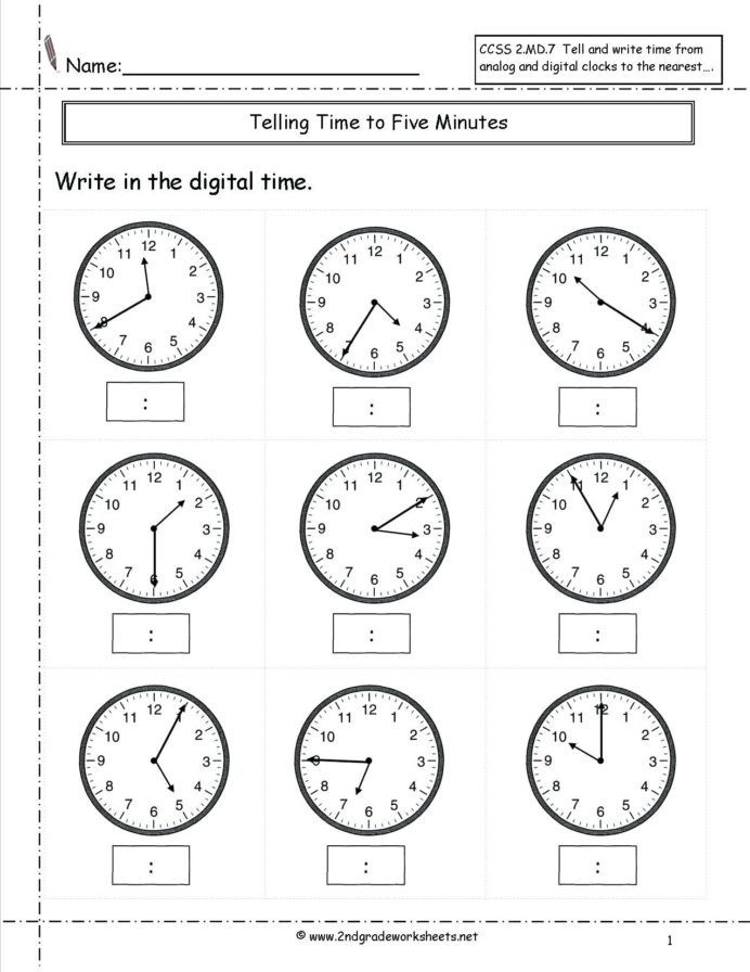 3rd Grade Sequencing Worksheets Contraction Worksheet for 1st Grade Free Printable