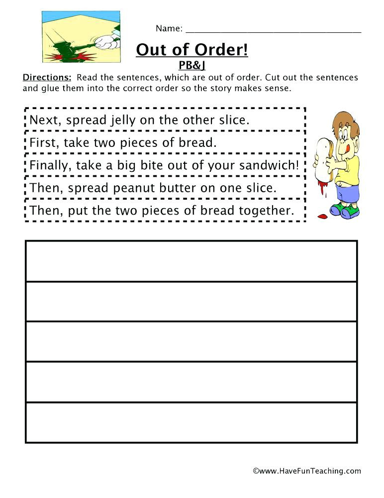 3rd Grade Sequencing Worksheets Sequence Worksheets 3rd Grade – Timothyfregosoub