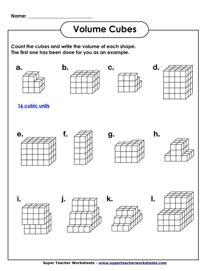 3rd Grade Volume Worksheets Image From Http Stoccdn Thumb orig Math Worksheets for Kids