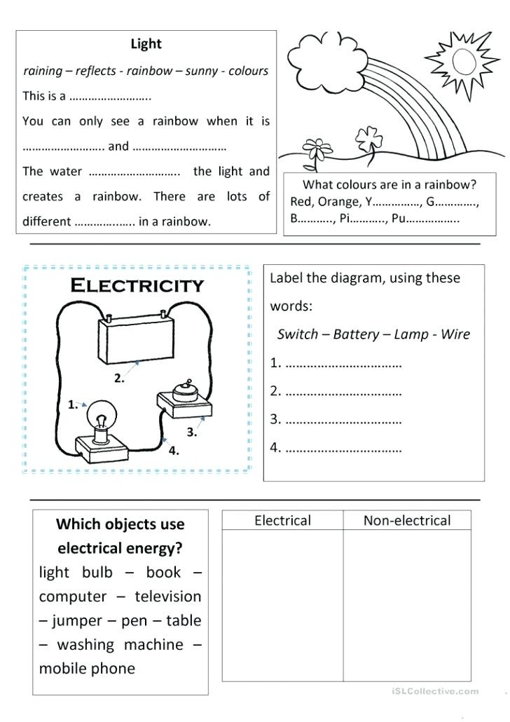 5th Grade Science Worksheets Pdf 5th Grade Science Worksheets – Keepyourheadup