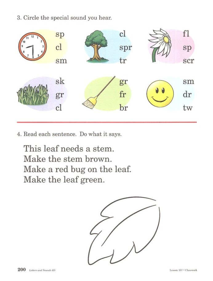 Abeka 3rd Grade Math Worksheets Abeka Letters and sounds K5 Christianbook Preschool