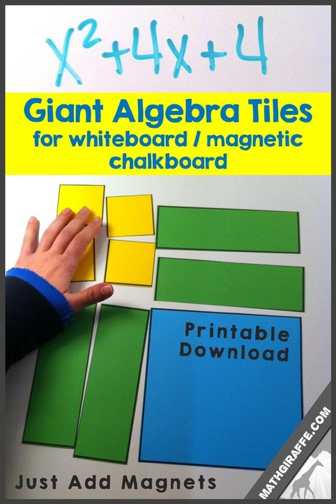 Algebra Tiles Worksheets 6th Grade Category Algebra